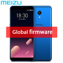 Orijinal Meizu M6s mblu S6 4G LTE Exynos 7872 Hexa Çekirdek 3 GB 32 GB 5.7