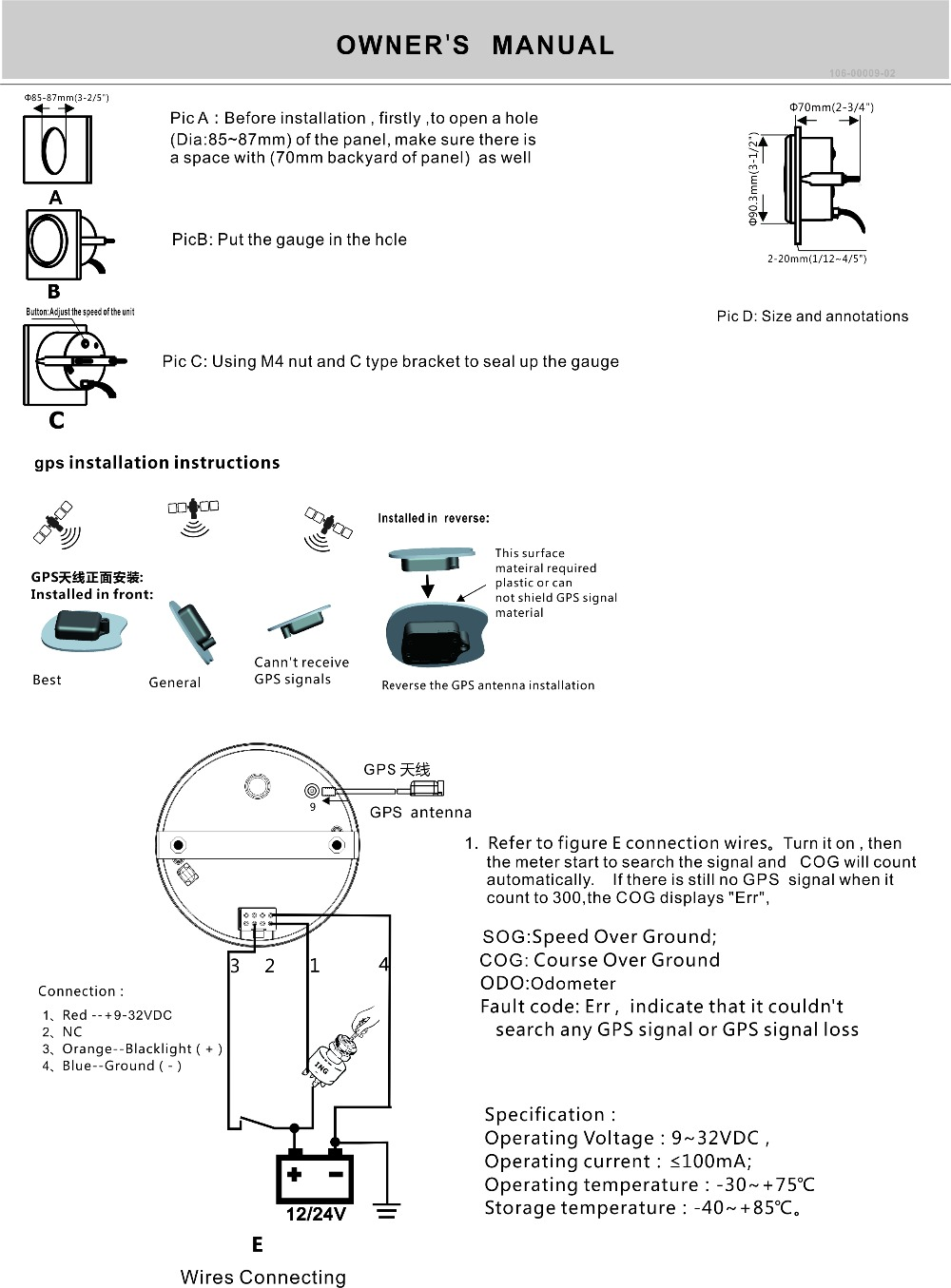 Fine Dolphin Speedometer Wiring Diagram Photos - The Best Electrical ...