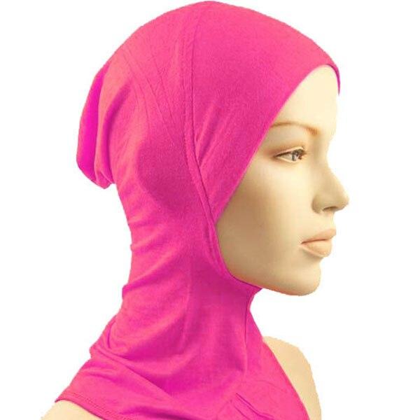 Sous chapeau foulard Hijab Cap os Bonnet Head porter islamique Neck Cover  musulmane(China (