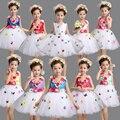 clothing dance dress for girls Princess dress Student choir clothing child modern dance costumes for kids