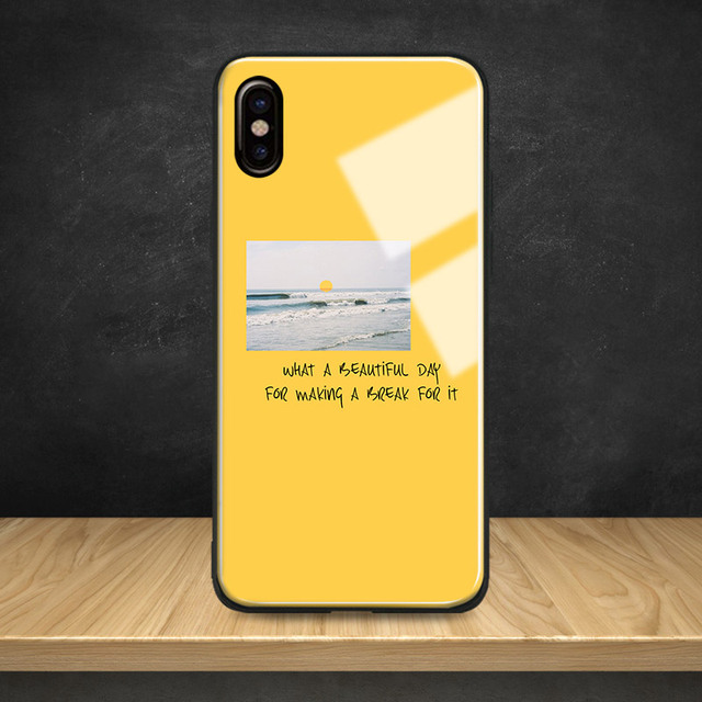 Giveaway iphone xs case silicone yellow