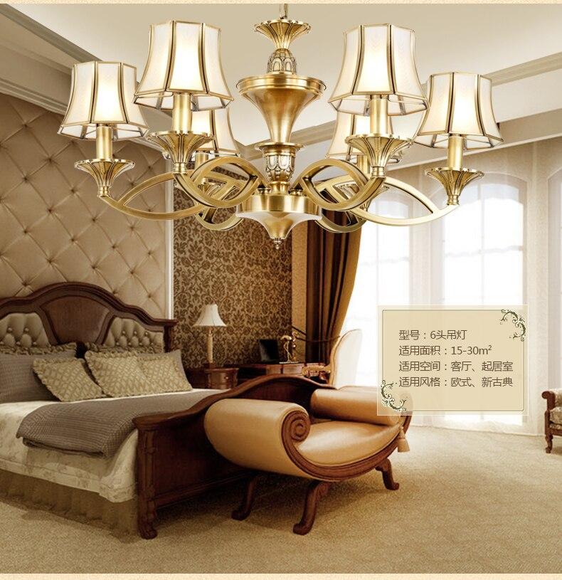 Online kaufen großhandel hängenden kronleuchter lampe aus ...