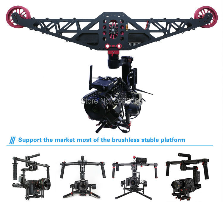 Linecam cablecam professional video shooting equipment cablecam system eagle eyes