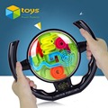 3D Ball Maze Perplexus Ball Puzzles Labyrinth Music Timing Steering Wheel Intellect Maze Ball Educational Toys for Children