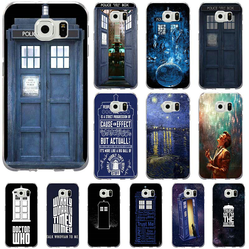 Phone Bags & Cases Cellphones & Telecommunications Lvhecn Tpu Skin Phone Case Cover For Iphone 5 5s Se 6 6s 7 8 Plus X Xr Xs Max Tardis Doctor Dr Who Police Box Elegant Appearance