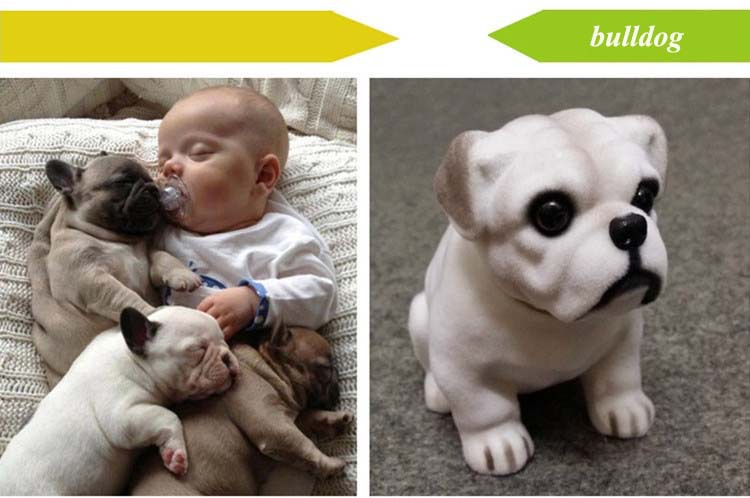 Tasuta kohaletoimetamine Armas koer nuku auto torkab koera raputab - Auto salongi tarvikud - Foto 4