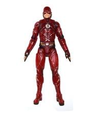 """Dc comics multiverso liga de justiça filme o flash 6 """"frouxo figura de ação"""