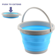 Retractable Silicone Ice Bucket