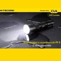 Nitecore Chameleon CU6 Long Range FÜHRTE Uv Taschenlampe-440 Lumen Nicht Batterie