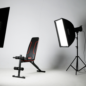 Image 5 - Godox SB UE 80x120 cm/31 * 47 Retangular Portátil Guarda chuva Softbox com Bowens Monte Carry saco para Flash de Estúdio