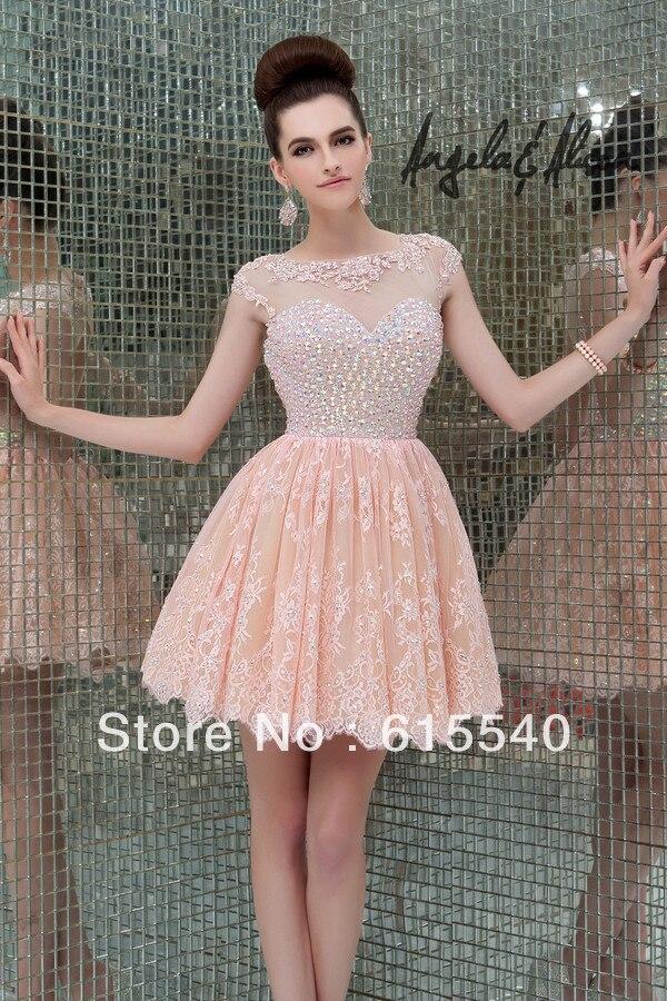 Asombroso Vestidos De Cóctel En Colores Pastel Componente - Ideas de ...