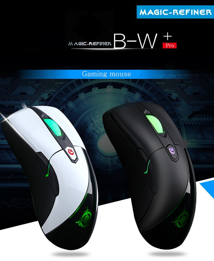Hongsund MG3 Wired Optical Lights USB PC Computer Laptop Gamer Game Gaming Mouse Mice IE3.0 upgrade IO1.1CF CS LOL Gaming Mouse 59