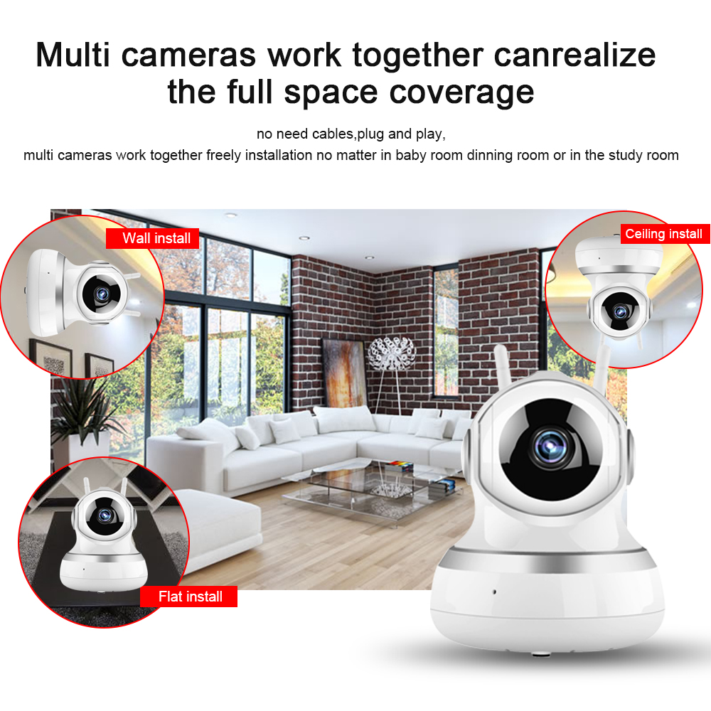 How to install video surveillance 30