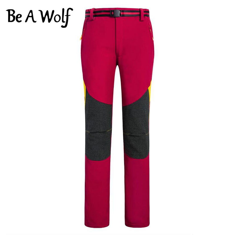 Be A Wolf Hiking Pants Outdoor Fishing Camping Skiing Hunting Clothes Sport Cycling Trek ...