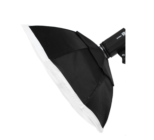 купить godox diameter 140cm octagonal softbox photographic equipment professional studio lights accessories недорого