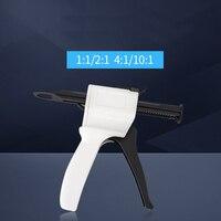 Dental lab equipment Dental Impression Mixing Dispensing Universal Dispenser Gun