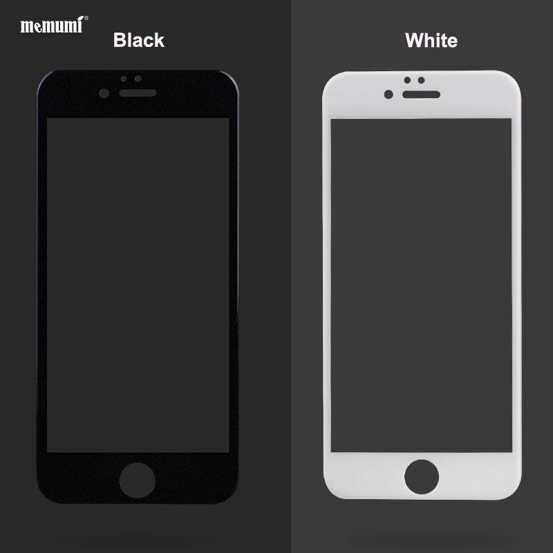 memumi Tempered Glass For iPhone 7 Plus Film Screen Protector For - Mobile Phone Accessories and Parts - Photo 6