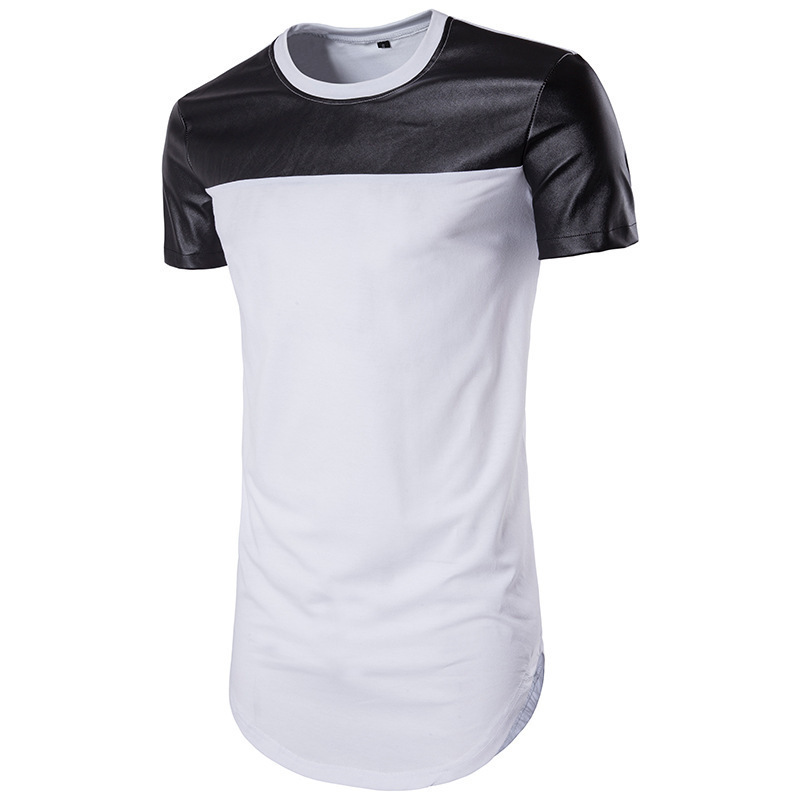 mens clothing brand t shirt hipster hip hop but longline men short sleeve t shirts fashion tshirts 2colour