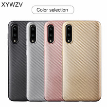 For Samsung Galaxy A50 Case Soft TPU Luxury Silicone Slim Phone Back Cover Fundas