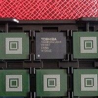 Frete Grátis THGBM5G5A1JBAIR THGBM5G5A1JBA1R BGA 153 4 GB Nand flash original Novo|nand|nand flash  -