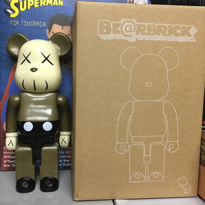 3f597a38 11inch 28cm 400% Bearbrick White Color Be@rbrick DIY Paint Art Fashion Toy  PVC Action Figure Collection Model Toy Gifts JM15-in Action & Toy Figures  from ...