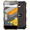 Nomu S10 Mobile Phone 5000mAh 5 Inch Quad Core 2GB RAM 16GB ROM MTK6737T Android 6.0 Smartphone 8.0MP 1280x720 IP68 Waterproof