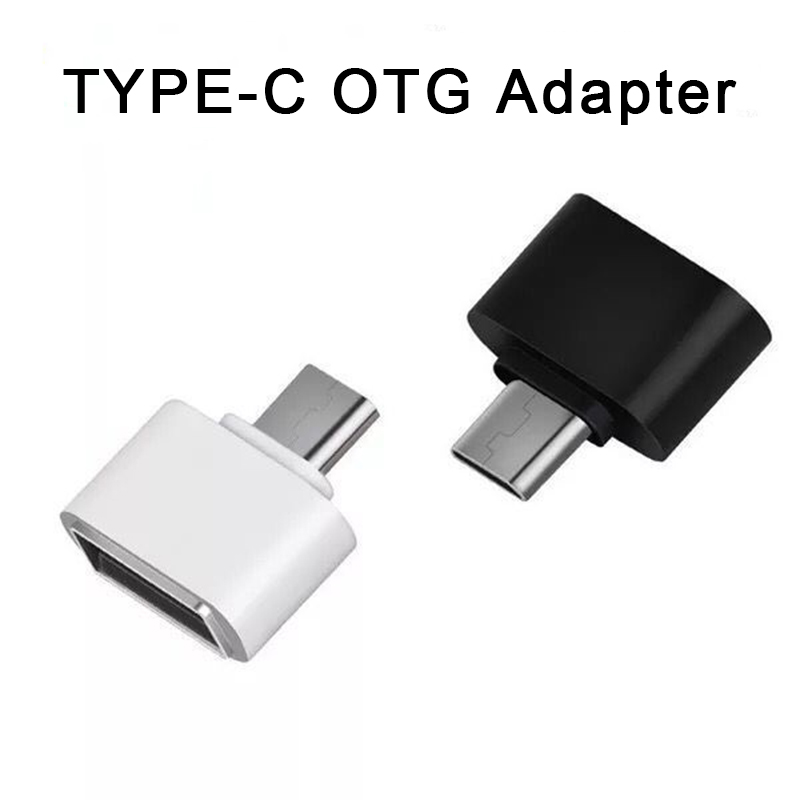 Type C OTG Adapter Mini Type-c Jack AUX Splitter Adaptador USB C Male To Micro/USB Female Converter For Keyboard Game Handle