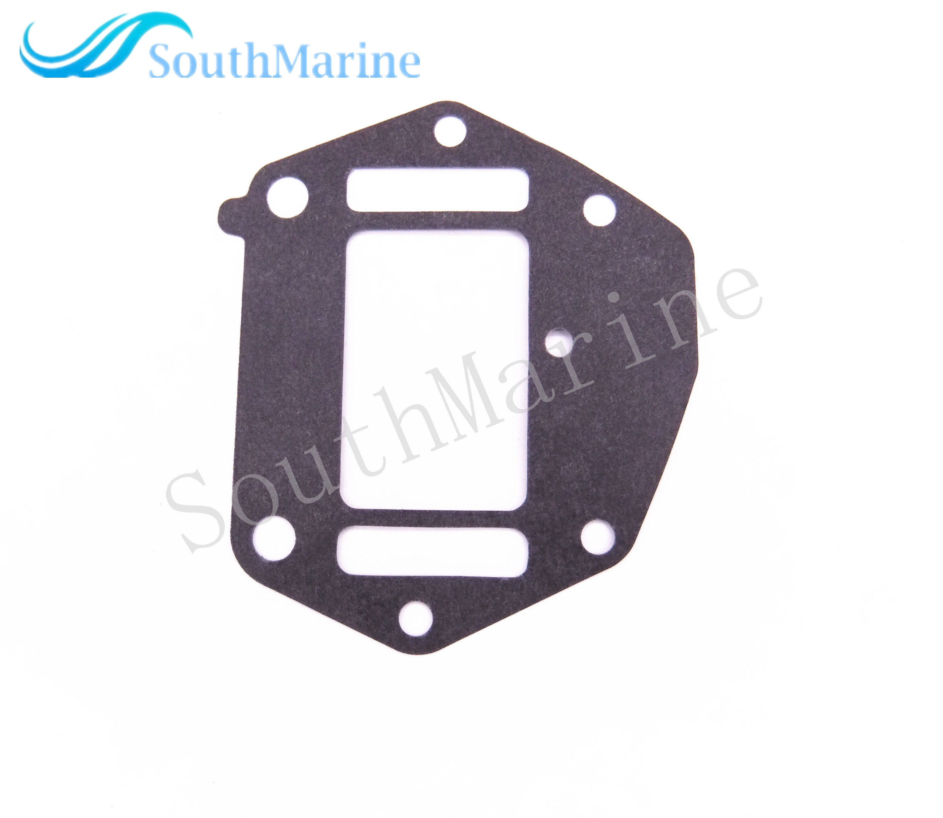 Outboard Engine 3B2-02105-0 3B202-1050M Inlet Manifold Outer Gasket for Tohatsu Nissan 2-Stroke 6HP 8HP 9.8HP Boat Motor