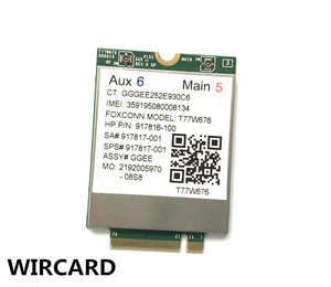 Image 2 - lt4220  X12 LTE T77W676 917817 100 4G WWAN M.2 450Mbps LTE Modem For  Elite X2 1030 G3 EliteBook X360 1030 G3