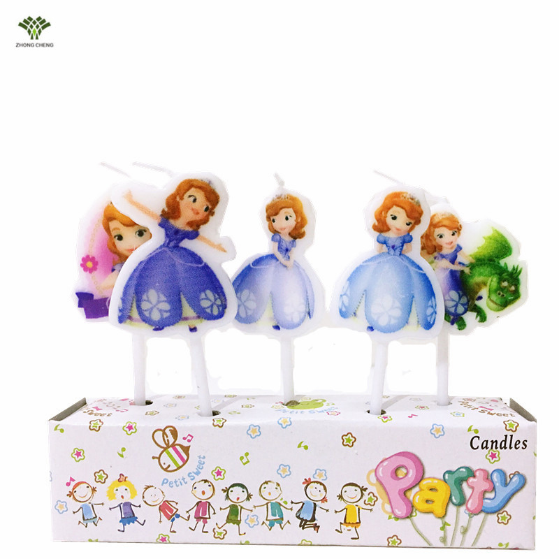 Happy Birthday Princess Cake With Candles ~ Online buy wholesale princess birthday candles from china