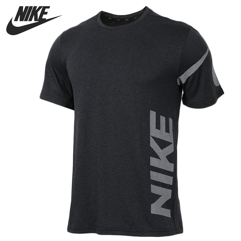 Original New Arrival 2018 NIKE BRTHE TOP SS HYPR DRY Men's T-shirts short sleeve Sportswear original new arrival 2018 adidas ss t boy women s t shirts short sleeve sportswear