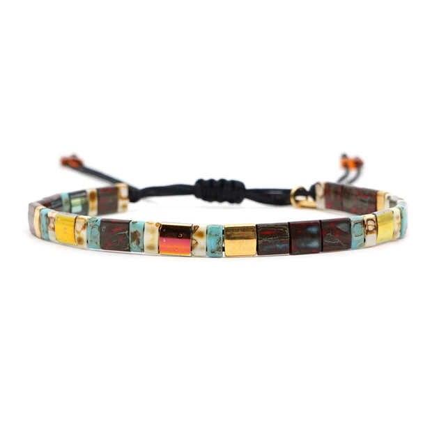 Go2boho MIYUKI Bracelets Tila Beads Bracelet Women Bohemian Summer Beach Jewelry Fashion Friendship Pulseira Mujer Gift 2019 New