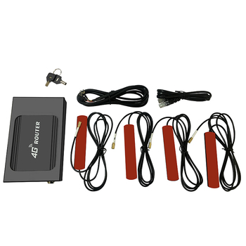 Автомобильный Wi Fi роутер, 5 ГГц, 4G LTE, sim карта, модем, промышленный беспроводной роутер для путешествий, GPS, 1200 Мбит/с, Двухдиапазонный портатив
