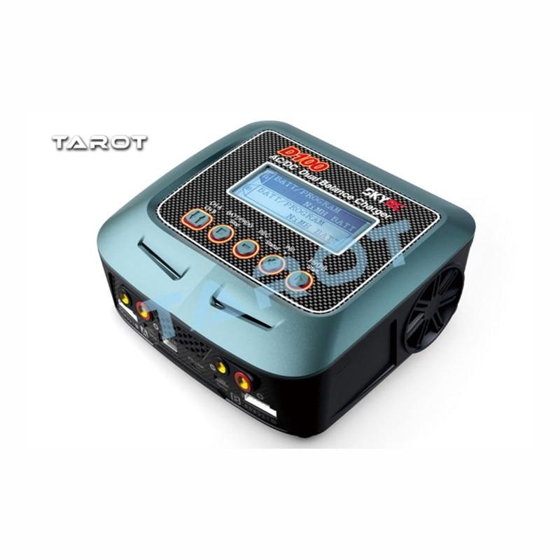 Tarot rc B3 Skyrc D100 2*100W dual output balance charger DC / AC Input TL2942