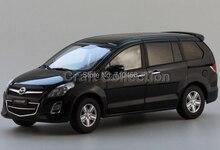 2013 Black 1/18 Mazda 8  MPV Van  Commercial Vehicle Alloy Model Car Metal Toys Model Car Kits