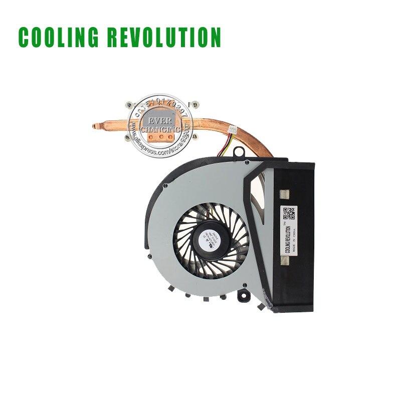 Для Sony VAIO SVF15 радиатор охлаждения и вентилятор 3VHK9TMN030 AB08005HX080300