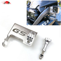 For BMW R1200GS LC R1200GS LC ADV Action CAM GOPRO Hero SJ4000 ROLLEI Motorcycle Front Left