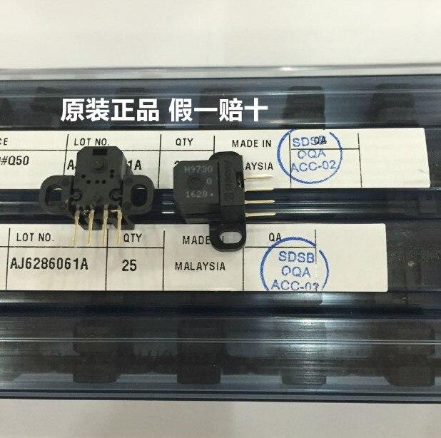 10PCS LOT HEDS 9730 Q50 H9730 Q50 H9730 HEDS 9730 DIPER4 Small Optical Encoder Modules Digital