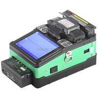 A-81S Green Automatic Fusion Splicer Machine Fiber Optic Fusion Splicer Fiber Optic Splicing Machine