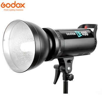 Godox DE400 400W Pro Photography Studio Strobe Flash Light Lamp Head DE Series 220V for wedding/advertising/Fashion shooting - DISCOUNT ITEM  15% OFF Consumer Electronics