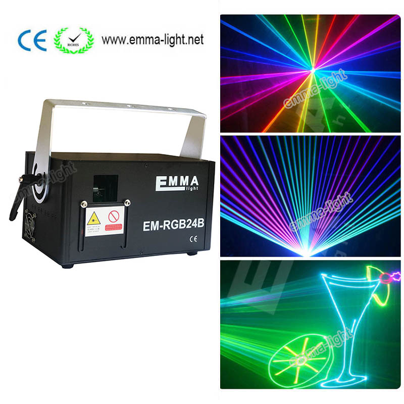 Commercial Lighting Lights & Lighting Opening Discount Mini Laser Projector 1.5w Light Full Color Rotating Rgb Party Stage Club Stage Light A Wide Selection Of Colours And Designs