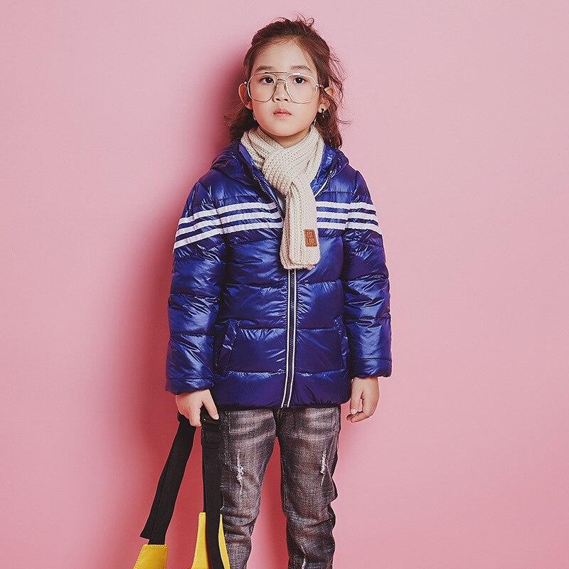 Down, Years, Kids, Stripe, Jacket, Coats