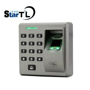 FR2200 RS485 Fingerprint & 13.56mhz IC card reader Keyapd fingerprint slave reader work with inbio160 inbio260 Inbio 460 FR1300