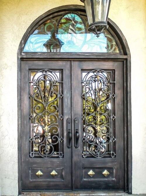 Hench 100% Steels Metal Iron Buy Double Doors