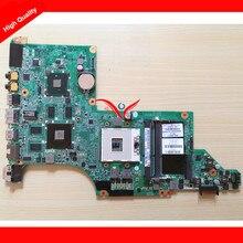 Laptop motherboard for HP Pavilion DV6 615279 001 mainboard DA0LX6MB6F1 Rev F1 DA0LX6MB6G2 REV G 100