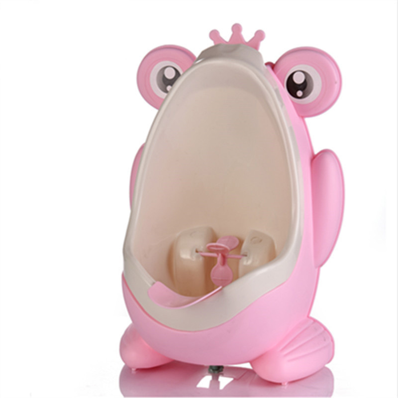 아기 화장실 벽 마운트 소변기 화장실 사랑 개구리 - 기저귀 및 화장실 훈련