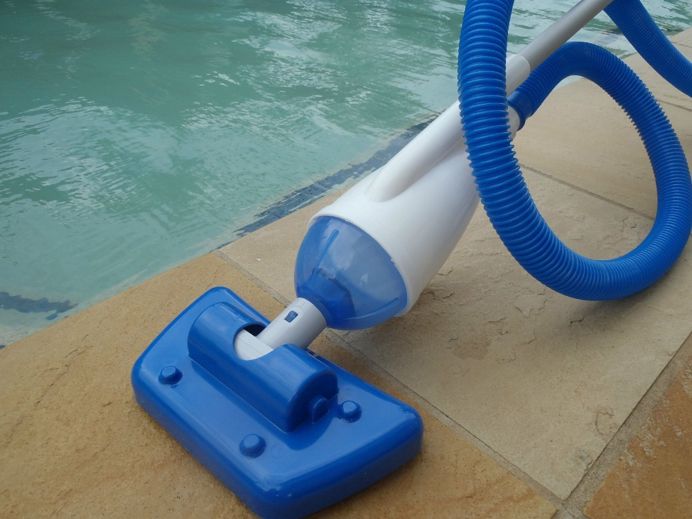 Swimming Pool Cleaning Equipment Spa Pond Pool Small Vacuum Cleaner - Swimming Pool Cleaner