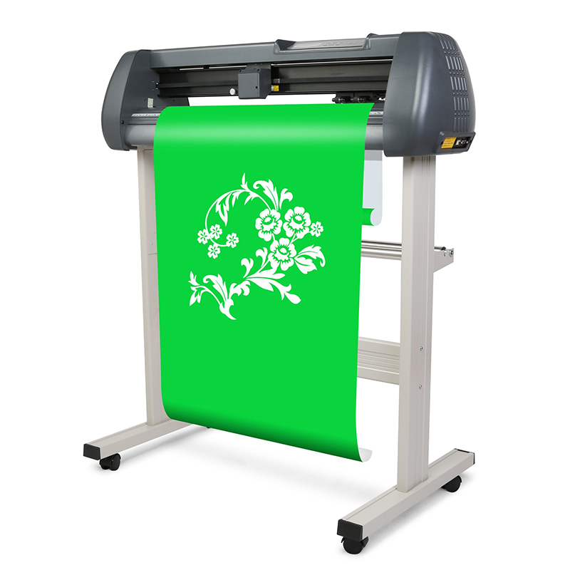 US STOCK 28 VINYL SIGN STICKER CUTTER PLOTTER WITH CONTOUR FUNCTION CUTTING MACHINE HOT