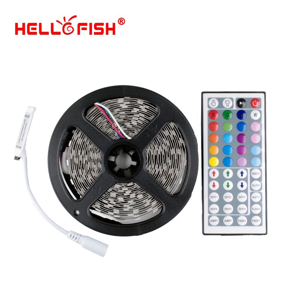 Светодиодная лампа 5 5050RGB