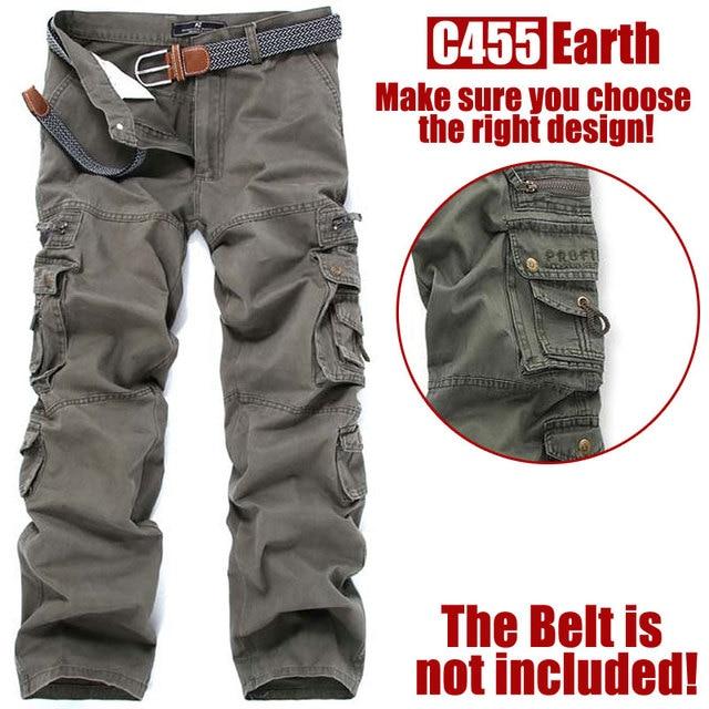 C455 Earth Green